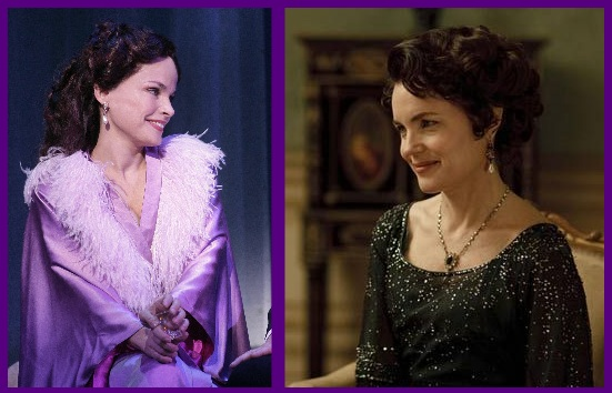 Separated at birth: Sigrid Thornton and Elizabeth McGowan