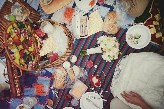 Maybe we should arrange a picnic in Golden Gate Park?