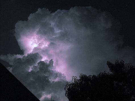 Post #44: Thunder and Lightning.