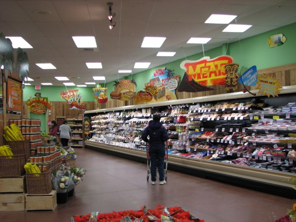 What the average Trader Joe's store looks like