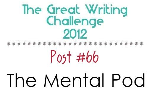 Post #66: The Mental Pod.