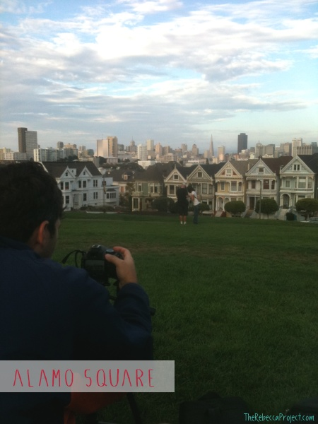 Can't leave for home without seeing the Painted Ladies!