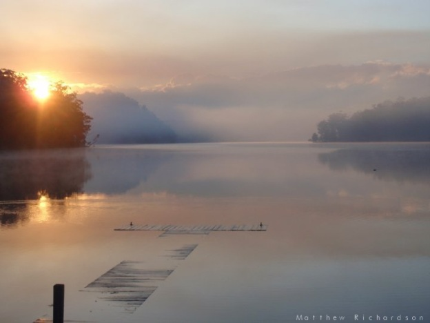 Sunrises that take your breath away.
