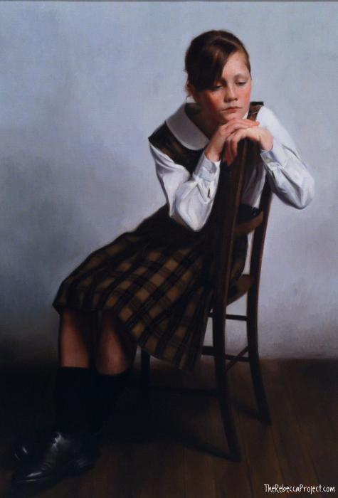 Joshua McPherson, 'Portrait of Ella'