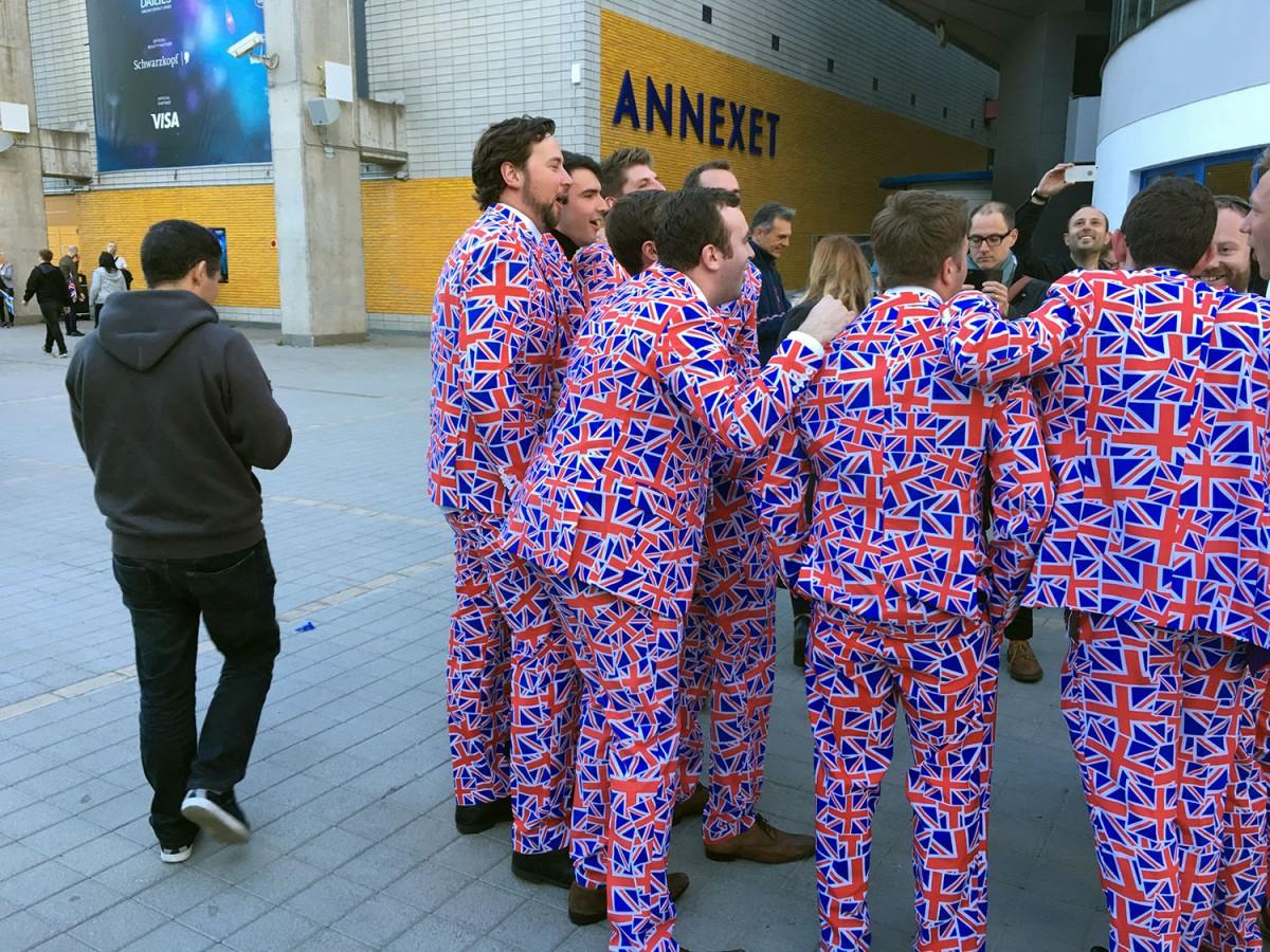 Eurovision 2016: Jury Final
